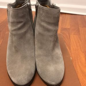 Coach Shoes - coach booties in great condition